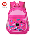 2017 Tigenru Cute Kids Children school backpack bags bookbag female school backpacks for teens girls boys student schoolbag