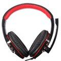 Stereo PC Gaming Наушники Гарнитуры Наушники с Микрофоном Для Ноутбука Skype для MP3 для PS3 Компьютер