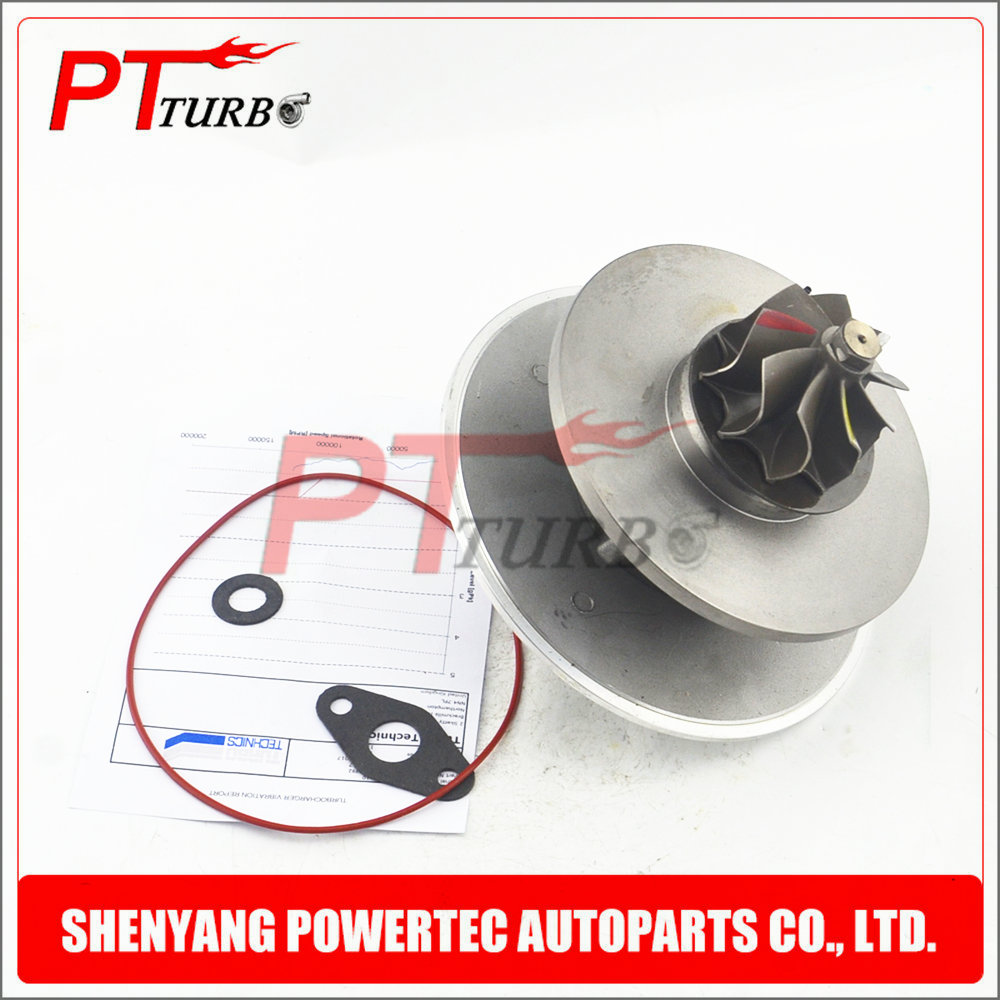 Balanced 742417 Turbo Cartridge 753392 For BMW X5 3.0D E53 160Kw 218HP Engine M57N  - NEW Turbine Core Chra Replace 753392-5018S