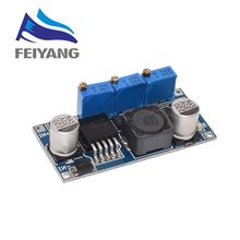 1 Pcs LM2596 LED Driver DC-DC Langkah-Down Adjustable CC/CV Power Supply Modul(China)