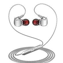 Audio da 3.5mm del Trasduttore Auricolare di Sport Auricolare con Microfono Auricolari per Samsung Xiaomi huawei mobile microfono Del Telefono delle chiamate e la musica Della Cuffia