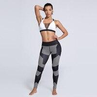 Geométrico gradient Sporting Leggings gótico blanco y negro fitness Slim Adventure time mujeres Leggings Ropa Americana