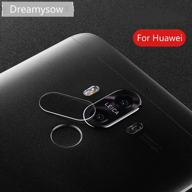 9H Tempered Glass Film Clear Back Camera Lens For HuaWei NOVA2i P10 P9 Plus Honor 8 9 V10 V9 GR5 2017 P10 plus Screen Protector