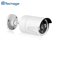 Techage FULL HD Outdoor 720P 1080P 2MP Array LED IP Camera IP66 Waterproof ONVIF P2P Night Vision Surveillance Security Camera