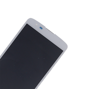 Image 5 - brand new For LG K8 LTE K350 K350N K350E K350DS LCD Display Touch Screen digitizer Assembly Replacement with Frame Repair kit