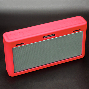 Image 4 - New Waterproof Silicone Soft Protective TPU Cover Travel Carrying Case for Bose Mini Soundlink III 3 Bluetooth Wireless Speaker