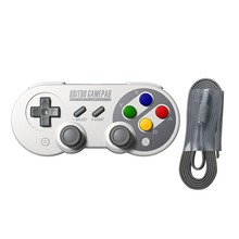 For Switch 8Bitdo Pro Wireless Bluetooth Game Controller Dual Classic Joystick for iOS Android Gamepad for