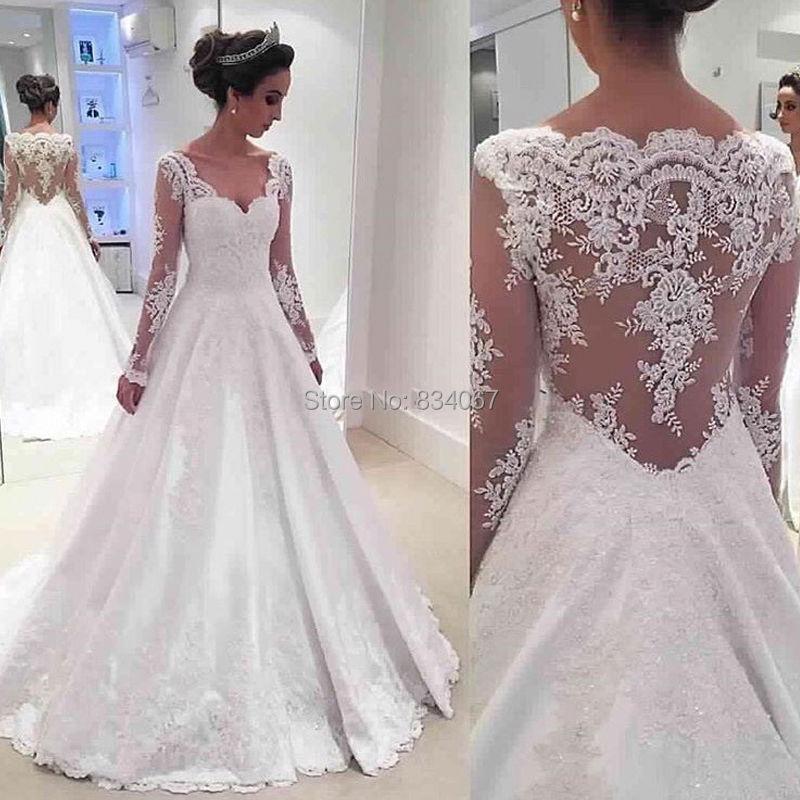 vestidos de novia americanos baranos