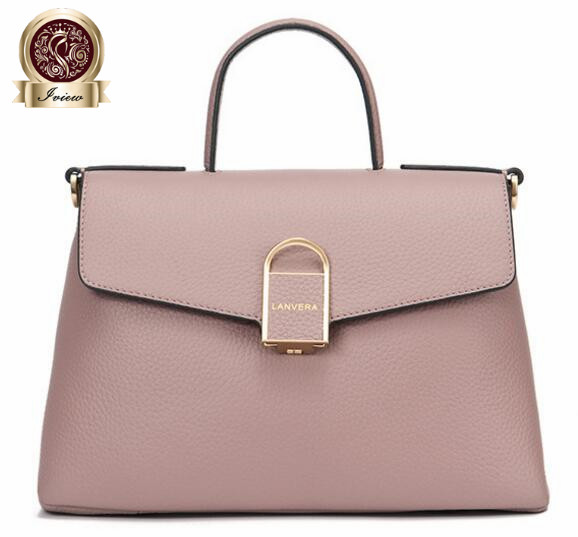 Tago Calfskin Professional big bag for women/female/Ladies' genuine leather handbag women messenger bags bag business