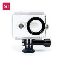 YI Waterproof Case White For YI 1080p Action Camera