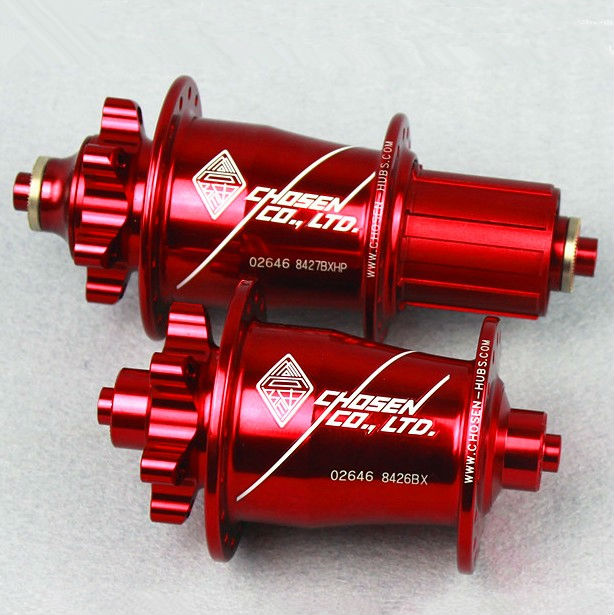 Chosen 8426 8427 Top Classic MTB Mountain Bike Hub Super Light Bearing Disc Brake Bicycle Hubs 32 Holes 32h 120 Ring novatec d741sb d742sb mtb mountain bike hub bearing disc brake bicycle hubs 24 28 32 holes 32h black red color