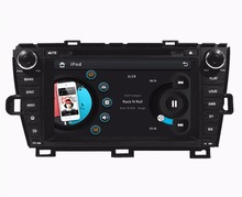 HD 2 din 8″ Car Radio DVD Player for Toyota Prius 2009 2010 2011 2012 2013 With GPS Navigation Bluetooth IPOD TV SWC AUX IN
