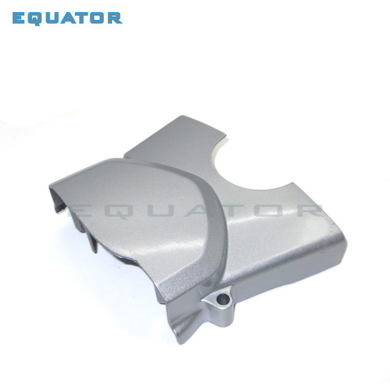 US $14 83 8% OFF|motorcycle parts zongshen loncin lifan 110cc 125cc left  engine cover chain front sprocket cover dirt pit monkey bike ATV QUAD-in