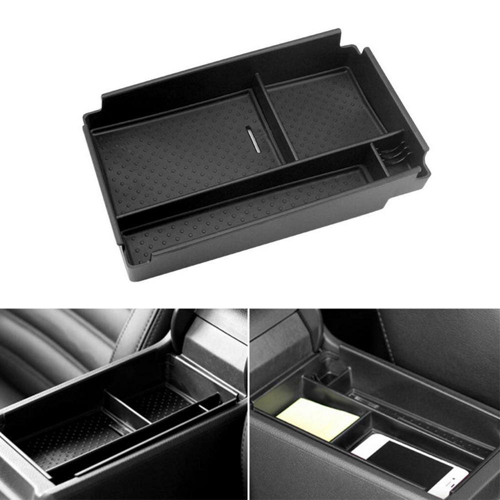 For Volkswagen VW CC 2009 2013 Passat B7 MAGOTAN B6 B7L 2012 2013 Car Armrest Glove Storage Box container tray