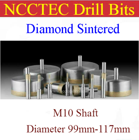 99mm 100mm 101mm 102mm 103 104 105 106 107 108 109mm 110mm 111mm 112mm 113mm 114mm 115mm 116mm 117mm diamond Sintered drill bits