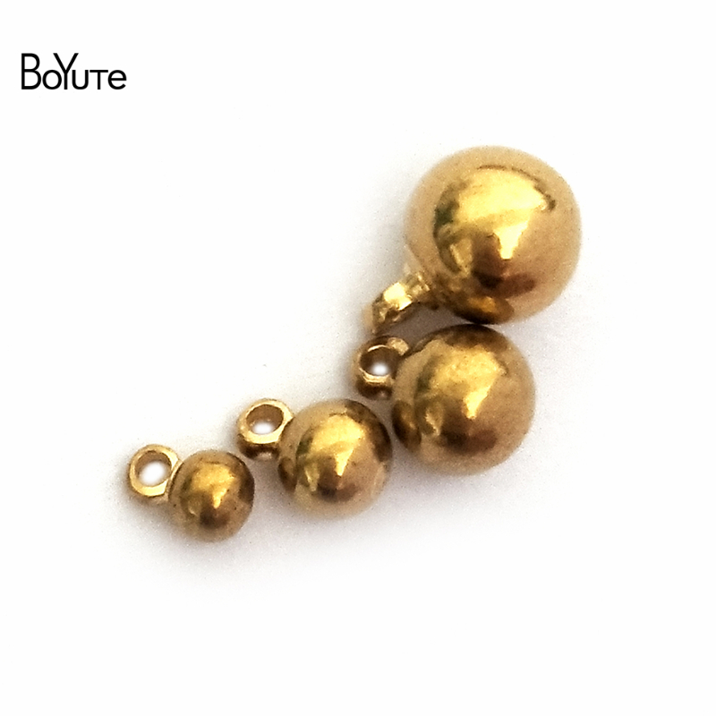 3.5mm 100pcs Solid Brass Balls Loose Bearing Balls
