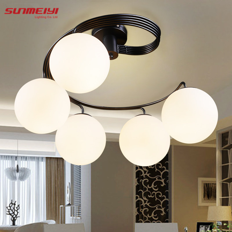 Modern Led Ceiling Lights For Indoor Lighting plafon led Square Ceiling Lamp Fixture For Living Room Bedroom Lamparas De Techo luminaria avize modern ceiling lights led lights for home lighting lustre lamparas de techo plafon lamp ac85 260v lampadari luz
