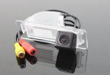 ДЛЯ Skoda Rapid Седан 2012 ~ 2015/Автомобиль Обращая Резервного копирования Камеры/HD CCD Ночного Видения/Автомобильная Стоянка Камеры/Камера Заднего вида
