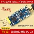 ZigBee 2 4G дистанционный беспроводной последовательный модуль трансивера модуль через передачу длины пакета и отправить и получить