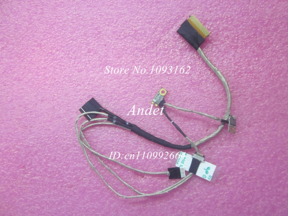 где купить New Original for Lenovo ThinkPad X230T X230 Tablet Touch Fingerprint Cable Cable for Touch Function 04W6809 50.4VC01.001 дешево