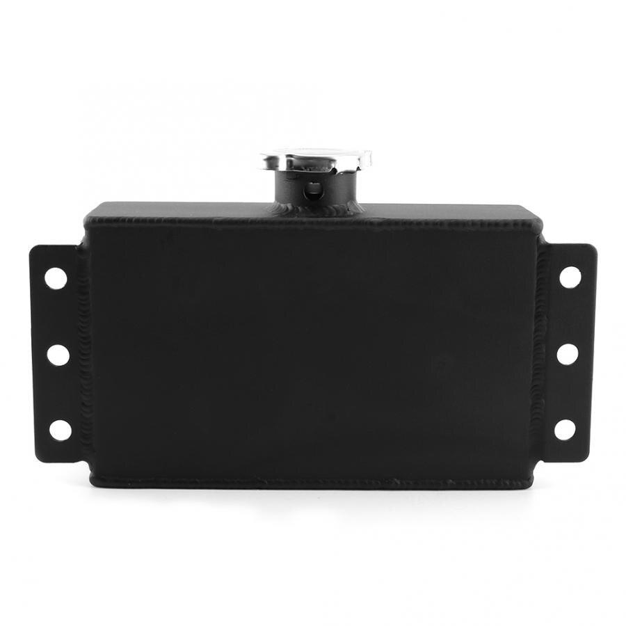 Réservoir d'eau auxiliaire de bouilloire de Dissipation thermique de voiture en aluminium 1.6L idéal pour la Modification des accessoires de voiture de réservoir d'huile - 5