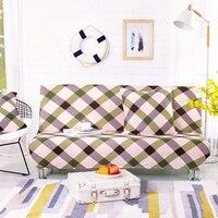 Elastic Sofa Cover No Armrest Removable Sofa Slipcovers Sofa Tight Wrap All Inclusive Slip Resistant Stretch