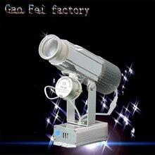 Logo Projector Advertising Led Laser Spot Shop Outdoor Decoration Big Mall Market Bar KTV Restaurant Spinning