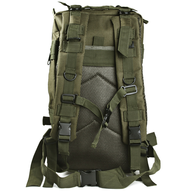 Free Knight 3P Military Army Tactical Backpack Outdoor Sports Trekking Travel Bag Camping Hiking Camouflage Bag Cycling Bike Bag 2