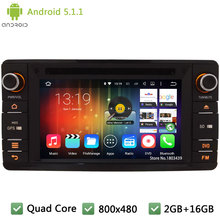Quad core Android 5.1.1 2Din Car DVD Player Radio Stereo Screen GPS Map DAB+ 3G FM For Mitsubishi Outlander Lancer Asx 2012-2015