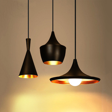 JAXLONG Nordic LED Pendant Lights Restaurant Bar Cafe Retro Industrial Hanglamp Aluminum  Instruments Lustre Suspension Gallery
