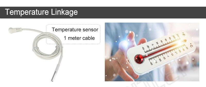 16А стандарта GSM розетка ЕС розетка переключатель реле пульт дистанционного управления двери гаража ворота открывалка SMS контроллер температуры с датчиком