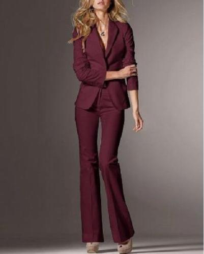 Costumes navy Charcoal Confortable khaki New Blue Mesure Bourgogne B00 Sur Costume Cran burgundy light grey Personnalisé Formelle Revers Pièces Femmes Deux Grey D'affaires ZYRqYFvwx