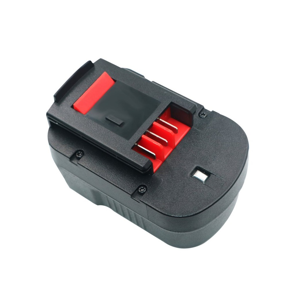 14.4V 3000mAh NI-MH Rechargeable tool battery For BLACK & DECKER A12 A12EX FSB12 A1712 HP12K HP12KD High Quality14.4V 3000mAh NI-MH Rechargeable tool battery For BLACK & DECKER A12 A12EX FSB12 A1712 HP12K HP12KD High Quality