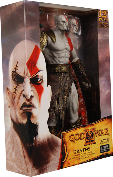 NECA God Of War Kratos PVC Action Figure Collectible Model Toy 12 30cm