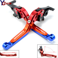 FOR HONDA CB1000R CB 1000R CB 1000 R 2008 2016 2015 2014 2013 2012 Adjustable Motorcycle Brake Clutch Levers With CB1000R