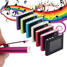 Portable Size 1.8 Inch LCD Screen Display 6th Generation Music Media Video Movie FM Radio MP3 MP4 Player Easy Carry Wholesale