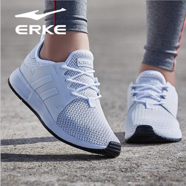 Ерке Демисезонный Для женщин кроссовки ForMotion сетки воздуха Для женщин кроссовки Бег Спортивная обувь женская спортивная обувь 2018