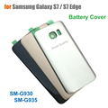 A+ Quality Replacement Back Glass for Samsung Galaxy S7 / S7 Edge G930F G935F Rear Battery Cover Door Back Housing with Adhesive