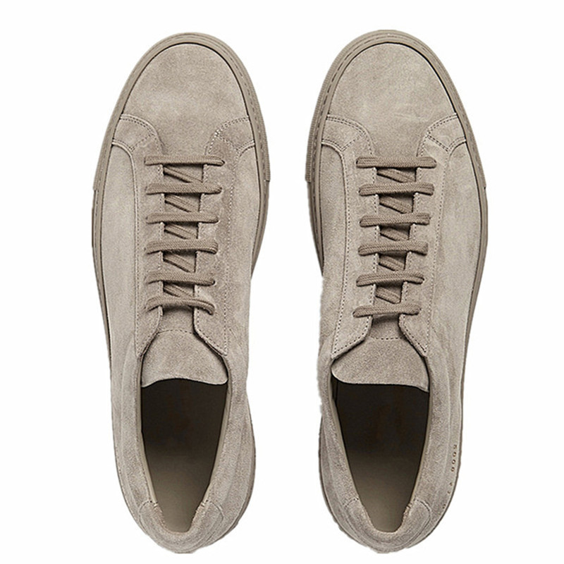 New 2019 Summer Genuine Flat  Casual Travel  Men Sneakers  Low Heel Breathable High Quality Men Shoes