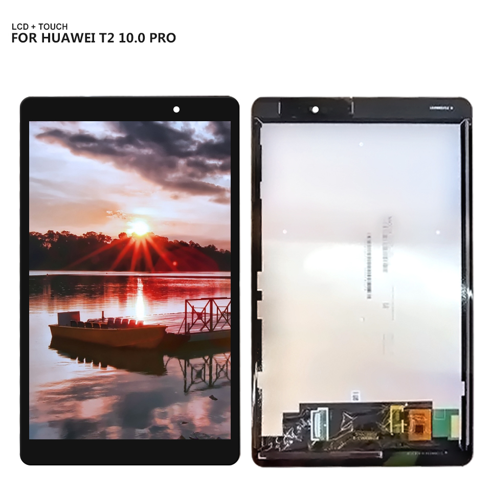 For Huawei Mediapad T2 10.0 Pro FDR-A01L FDR-A01W FDR-A03 LCD Display Touch Digitizer Screen Assembly+Tools image