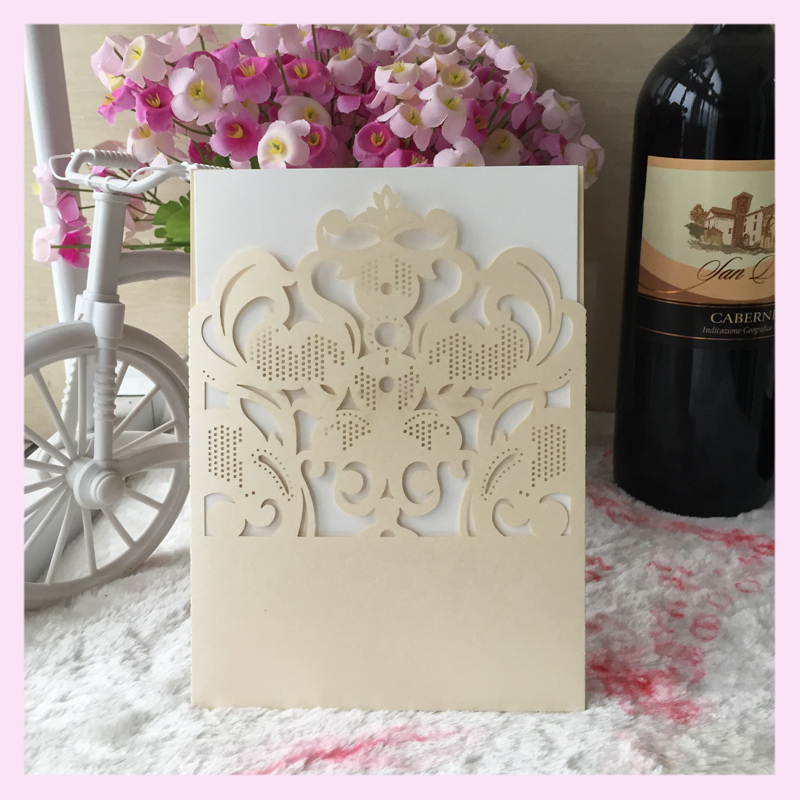 Stylish Sample Wedding Invitation Cards Model