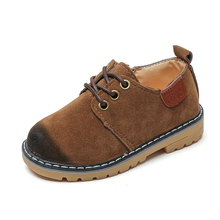 COZULMA Kids Sneakers Boys Girls Casual Shoes Toddler PU Leather Sport Child Outdoor Martin Boots