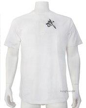 Tai chi Kung fu Shaolin T-shirt Martial arts Suit Wing Chun Uniforms