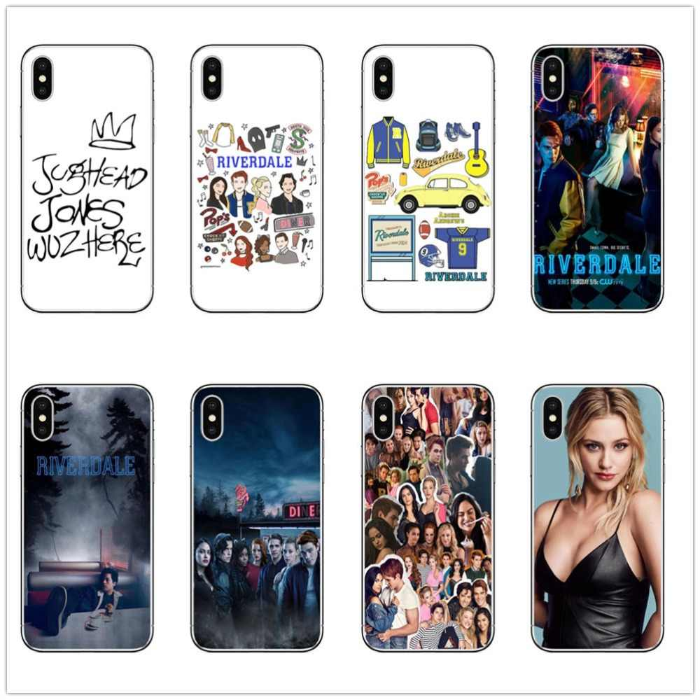 American Riverdale TV Jughead Jones Woz silicone phone cover for apple iPhone X XR XS XS MAX 6 6S 7 8 Plus 5 5S SE Jughead cases