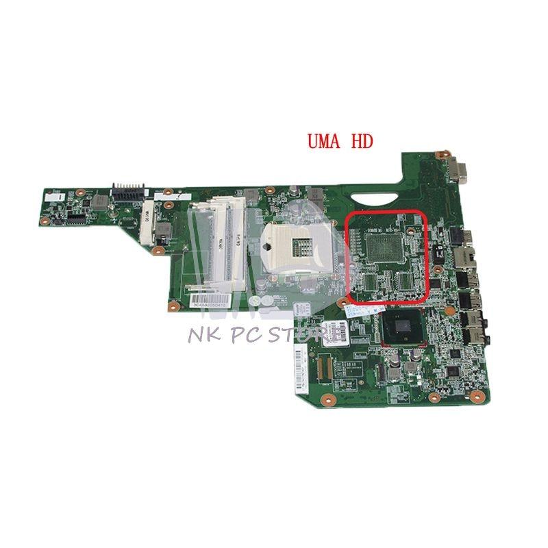 NOKOTION 615849-001 605903-001 For HP G62 G72 CQ62 Laptop Motherboard HM55 UMA DDR3 100% tested цены