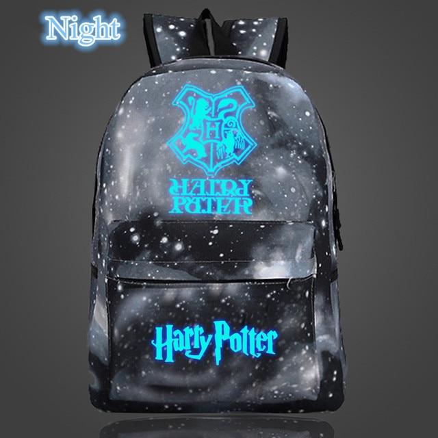 Модный рюкзак Гарри Поттер в ассортименте