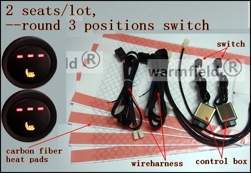 HochiTech 2pcs no error Angel Eyes LED Marker 7000K 20W set White for BMW E60 E61