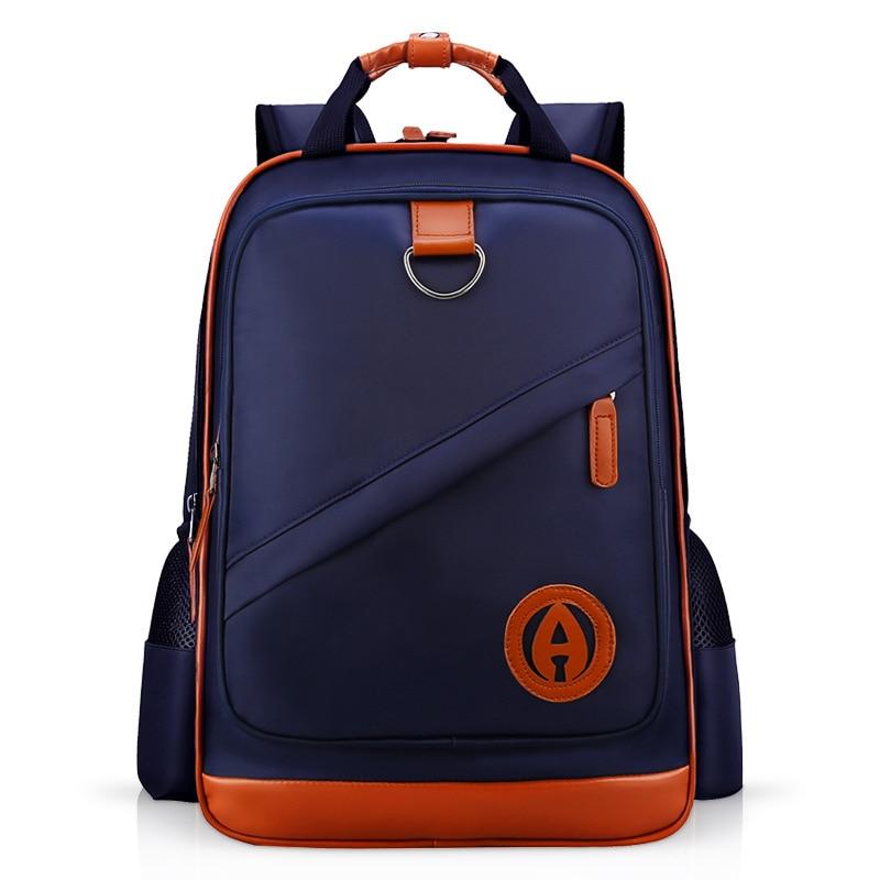 63c54b988dbbe Dzieci w wieku szkolnym torby ortopedyczne plecak plecaki szkolne chłopców  dziewcząt dzieci tornister bookbag plecak sac mochila escolar enfant