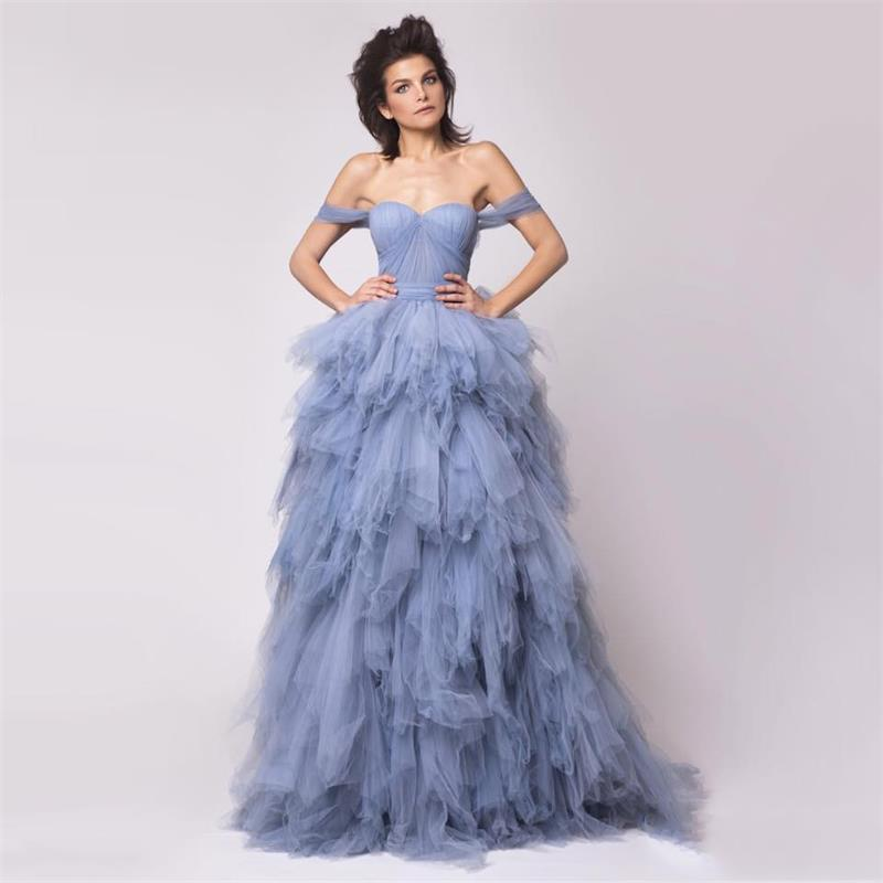 Online Get Cheap Grey Blue Formal Dress -Aliexpress.com  Alibaba ...