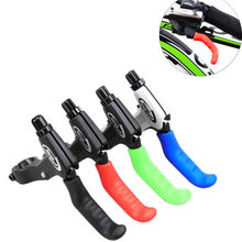 Silicone Mtb Bike Brake Handle Lever Protector Sleeve Bicycle Cover 2 Piece
